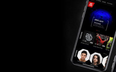ACX Music Announces First-Ever UFC® Music Streaming and Media App For Fans