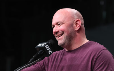 Dana White shares his personal mix exclusively on UFC Ultimate Sound
