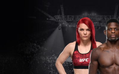 Gillian Robertson and Phil Hawes team up with UFC Ultimate Sound
